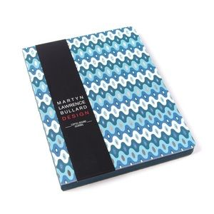 Blue Kubla Coptic Bound Journal